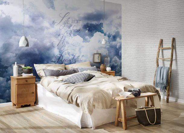 Non-Woven Wallpaper stonewall clinker white 34399-2 online kaufen