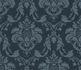 Article picture Wallpaper Rasch Textil baroque dark blue silver 078069 1
