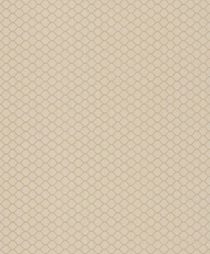 Textile Wallpaper Rasch Textil ornaments beige brown 078199