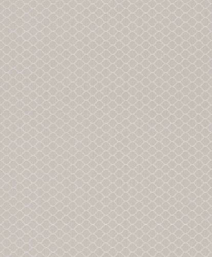 Textile Wallpaper Rasch Textil ornaments beige grey 078212