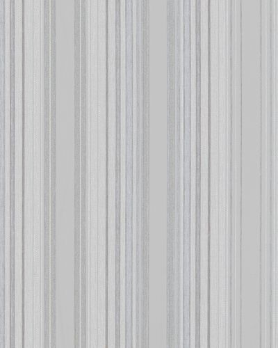 Wallpaper stripes grey glitter Marburg 59088
