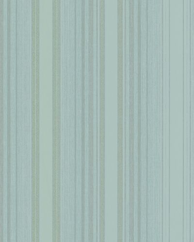 Wallpaper stripes turquoise glitter Marburg 59089