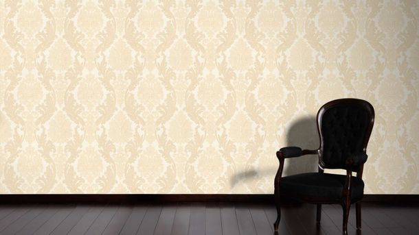 Wallpaper baroque cream beige AS Creation 30754-1 online kaufen
