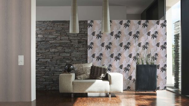 Wallpaper graphic grey silver AS Creation 32473-2 online kaufen