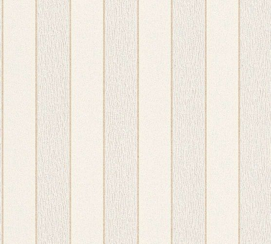 Wallpaper stripes cream gold AS Creation 32477-1 online kaufen