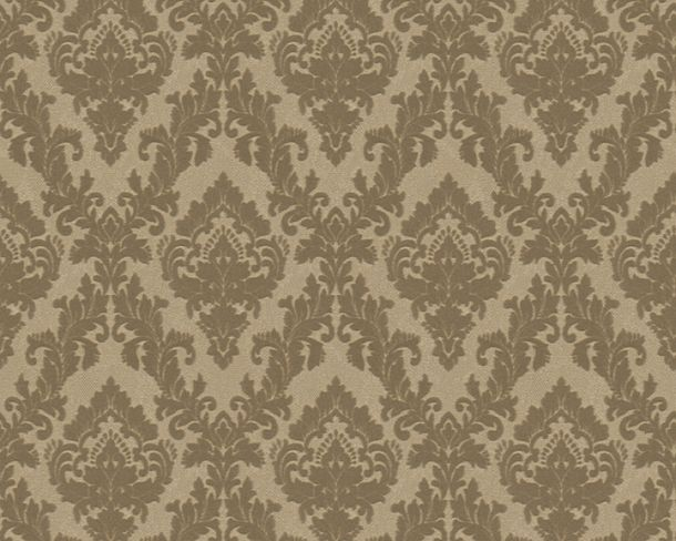 Flock wallpaper ornament beige taupe Architects Paper 33582-4 online kaufen