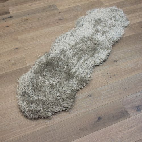 soft sheepskin rug carpet sheep carpet mat imitation fur. Black Bedroom Furniture Sets. Home Design Ideas