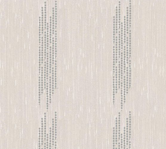 Wallpaper panel lines grey silver grey Architects Paper 30607-2
