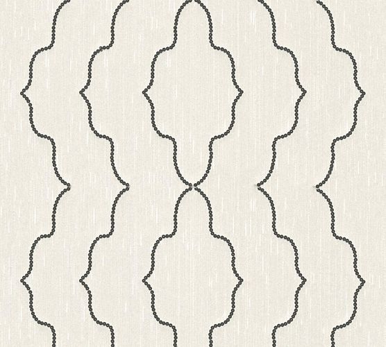 Wallpaper panel sequins cream beige Architects Paper 30615-3