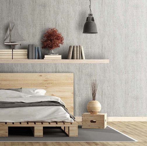 Wallpaper Rasch Textil wood nautics vintage dark grey 021019 online kaufen