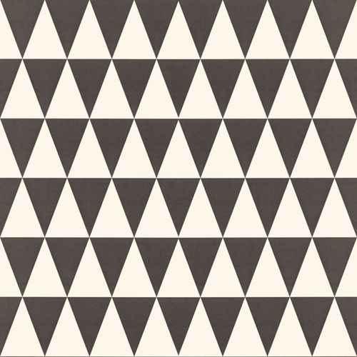 Kids Wallpaper Triangle black white World Wide Walls 128845 online kaufen
