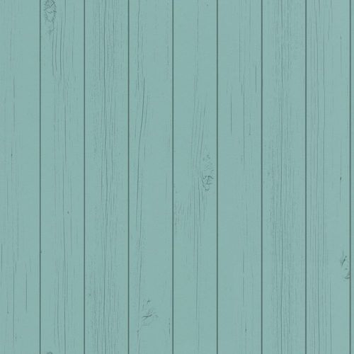 Wallpaper World Wide Walls wooden timber green blue 128855