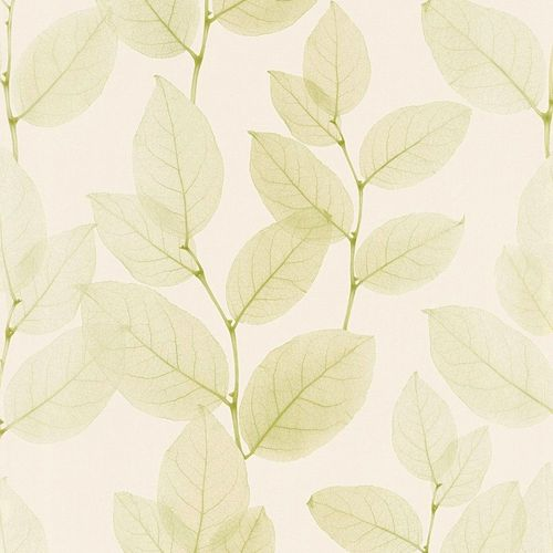 Wallpaper leaf cream green AS Creation 34247-4 online kaufen