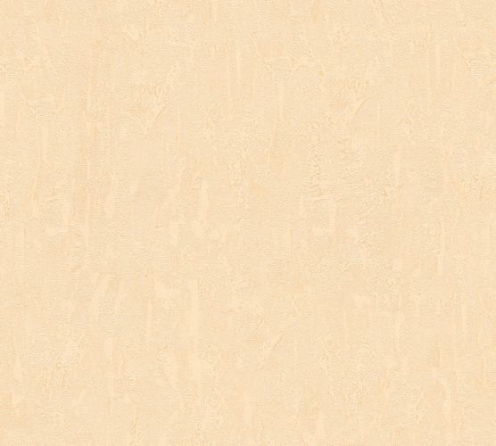 Wallpaper plaster texture creamyellow gloss AS Creation 34502-1 online kaufen