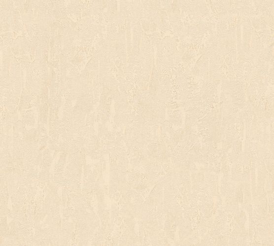 Wallpaper plaster texture white gloss AS Creation 34502-5