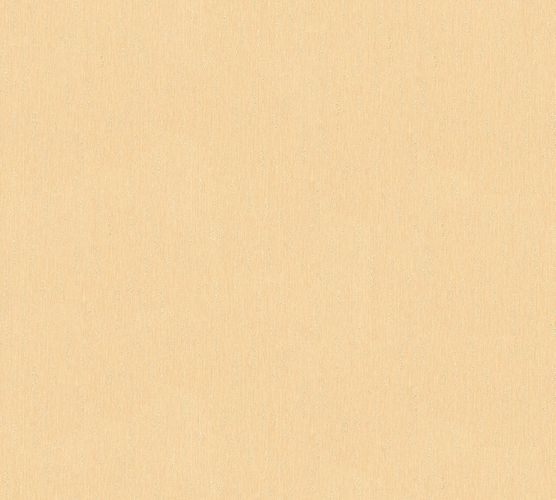 Wallpaper textured yellow gold gloss AS Creation 34503-6