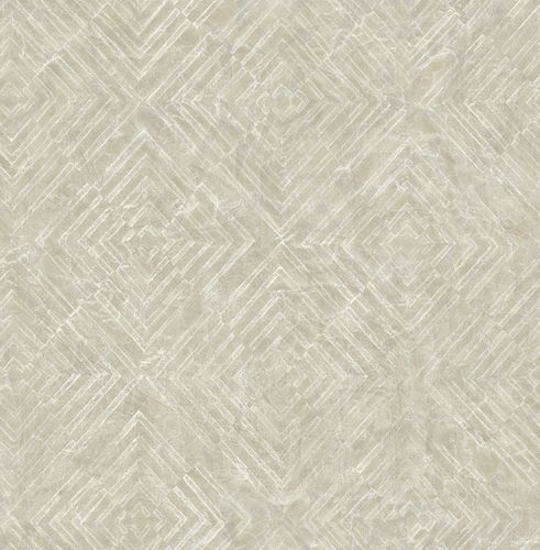 Wallpaper World Wide Walls graphic pattern silver 024001