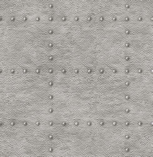 Vliestapete Rasch Textil Metall-Optik silber grau 024009 online kaufen