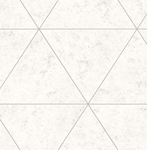 Wallpaper Rasch Textil tiles pattern white grey 024015 online kaufen
