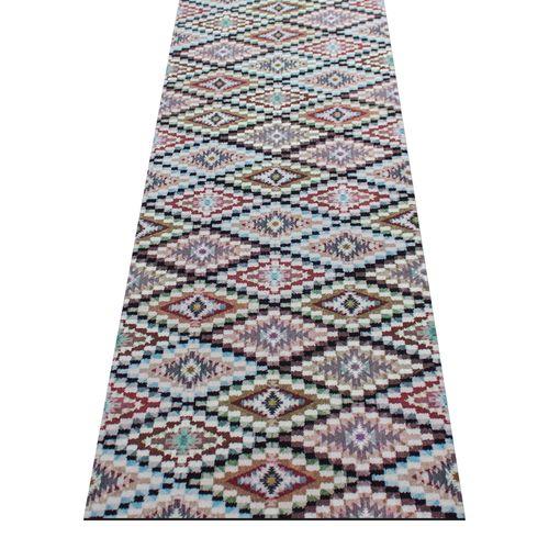 Runner Rug Carpet Runner Feather Ethno Washable Hallway Runner online kaufen