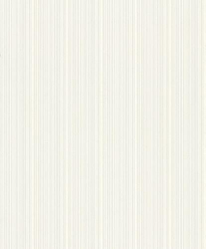 Non-woven wallpaper Rasch lines white 431919 online kaufen