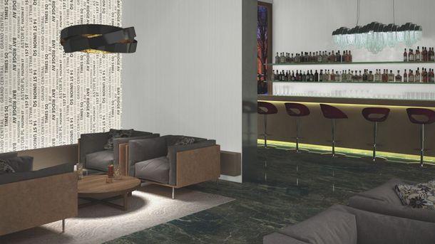 Non-woven wallpaper Rasch lines grey 431926 online kaufen