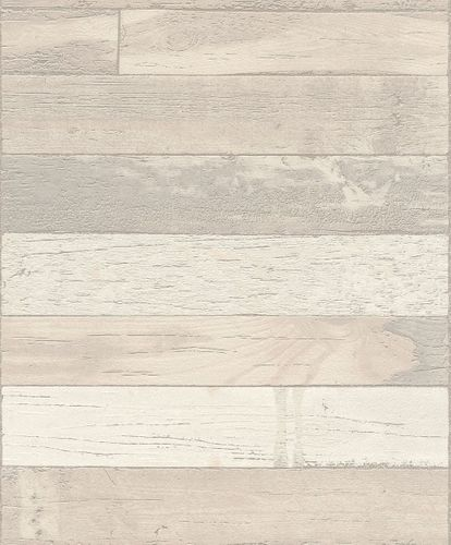 Wallpaper Rasch wood planks grey beige 799613 online kaufen