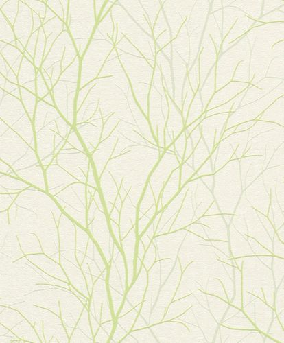Wallpaper Rasch branches trees grey white 881851 online kaufen