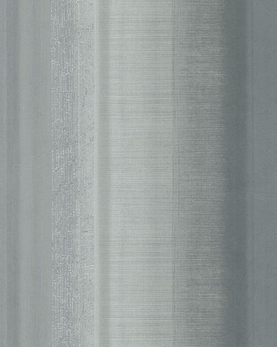 Wallpaper stripes design grey silver gloss Marburg 59320