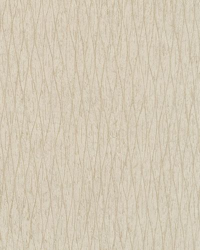 Wallpaper plaid graphic grey gold gloss Marburg 59328 online kaufen