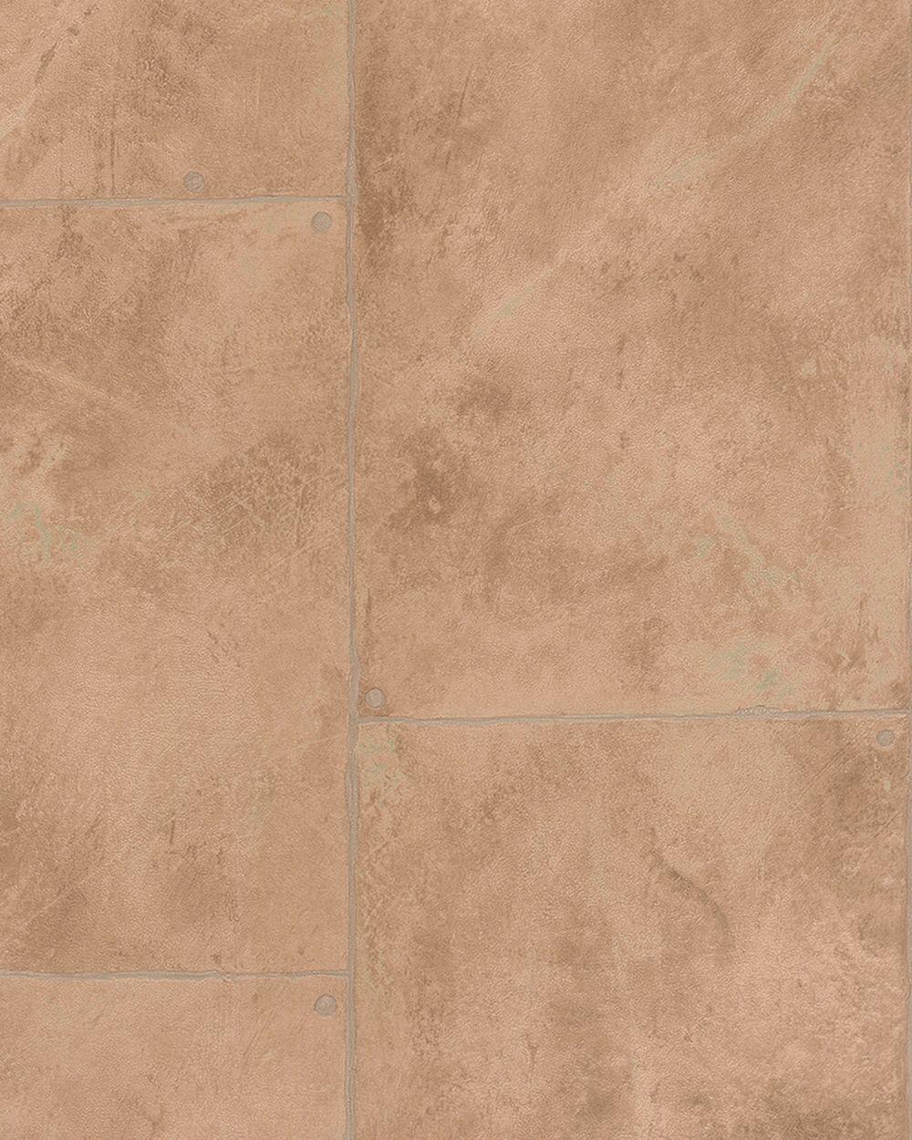 vliestapete beton optik platte beigebraun glanz marburg 59330