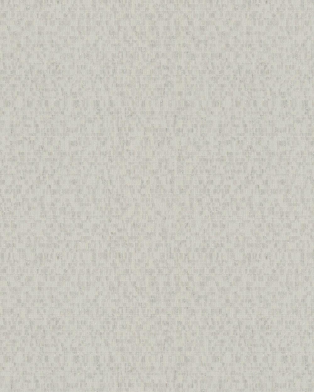 Vliestapete design muster beigegrau silber glanz marburg 59349 for Vliestapete muster