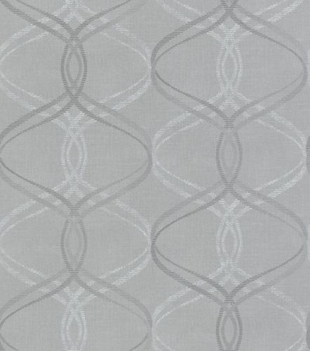 Wallpaper Rasch ornament vintage grey anthracite 801644 online kaufen
