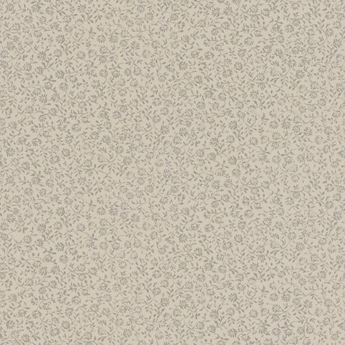 Wallpaper Rasch tendrils vintage brown taupe 802238