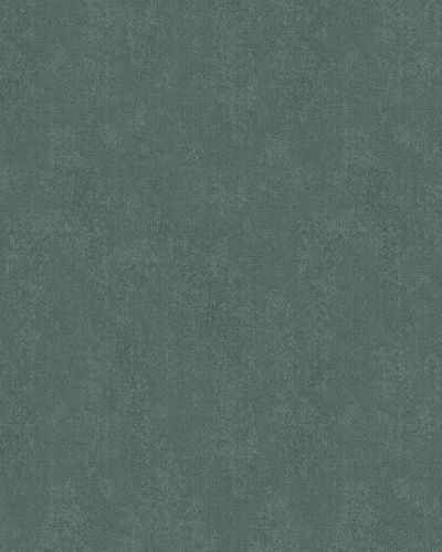Wallpaper textured vintage blue grey gloss Marburg 59407
