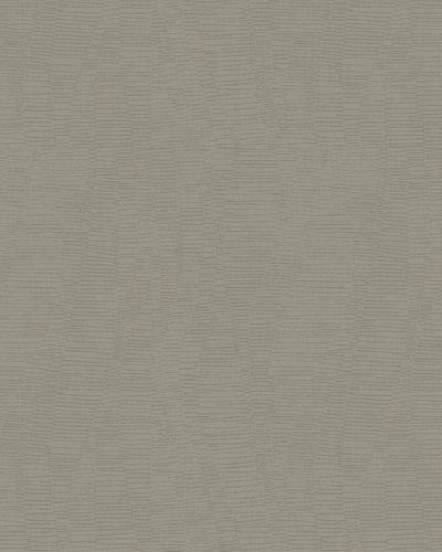 Wallpaper lines graphic taupe silver gloss Marburg 59107