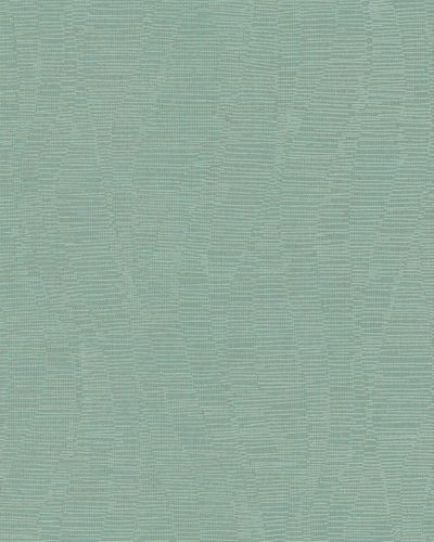 Wallpaper lines graphic turquoise silver gloss Marburg 59111