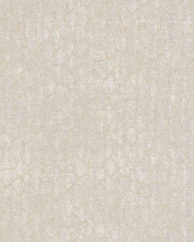 Wallpaper giraffe skin white grey silver gloss Marburg 59114