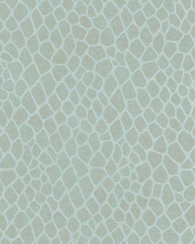 Wallpaper giraffe skin turquoise silver gloss Marburg 59117 online kaufen