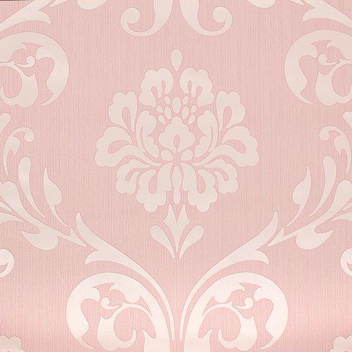 Wallpaper baroque ornament classic rose gloss 13110-90 online kaufen