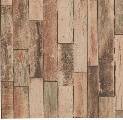 Vliestapete Holz Bretter braun beige P+S 42504-10 online kaufen