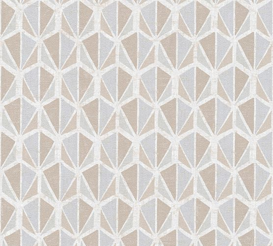 Wallpaper ethno used white light grey AS Creation 35598-4 online kaufen