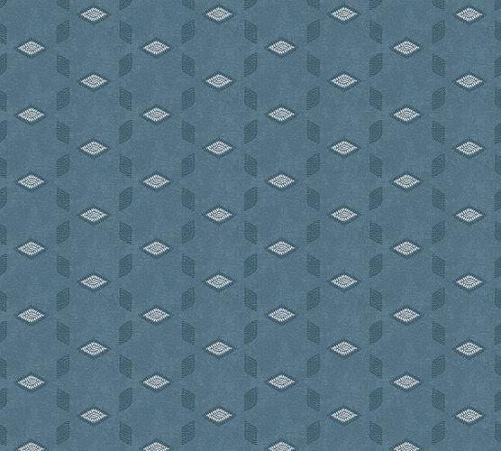 Vliestapete Ethno Grafik blau weiß livingwalls 35605-3 online kaufen