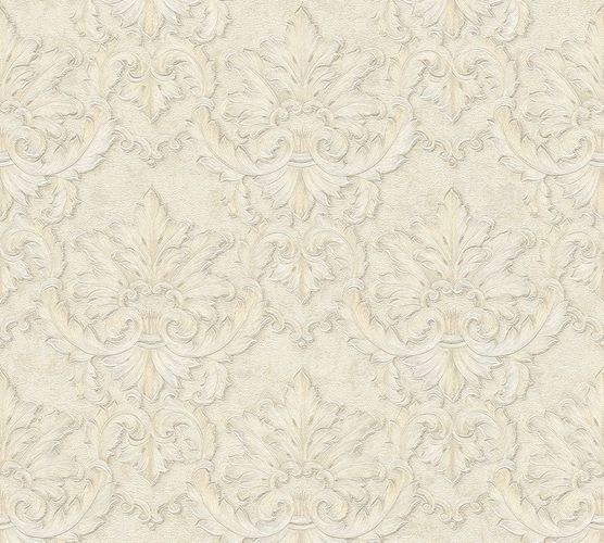 Non-woven wallpaper baroque floral cream AP 34370-6 online kaufen