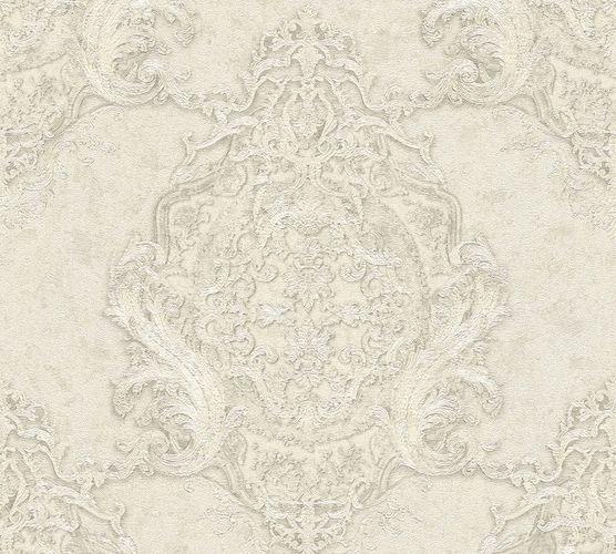 Non-woven wallpaper baroque classic cream AP 34372-6 online kaufen