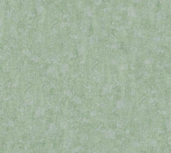 Non-woven wallpaper plaster style green AP 34373-5 online kaufen