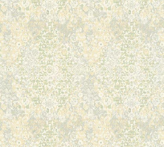 Non-woven wallpaper ornament vintage cream white AP 34375-1 online kaufen