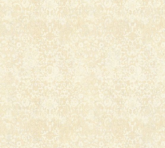Non-woven wallpaper ornament vintage beige cream AP 34375-2 online kaufen