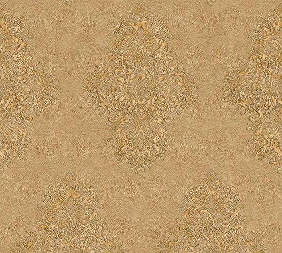 Vliestapete Ornamente Klassik braun gold AP 35110-4 online kaufen