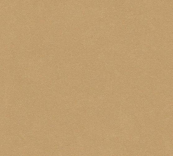 Non-woven wallpaper plain textured brown AP 35111-1 online kaufen